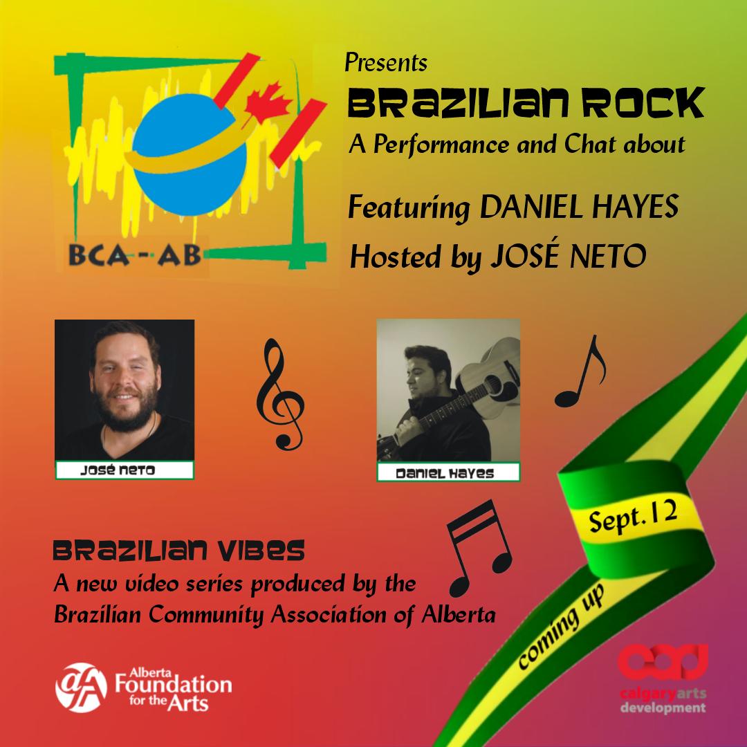 Brazilian Rock Video Release